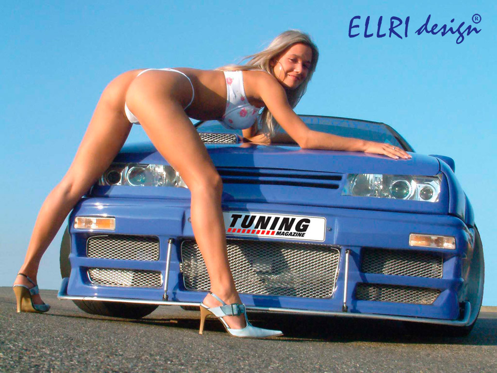 Car Tuning Girls